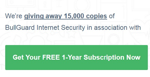 BullGuard Internet Security 1Year Subscription