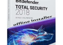 Bitdefender Total Security 2018 Offline Installer Download for Windows