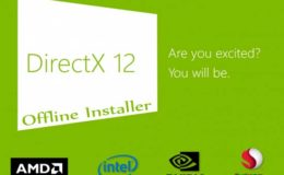 Download DirectX 12 Offline Installer for Windows PC 2019 (32bit /64bit)