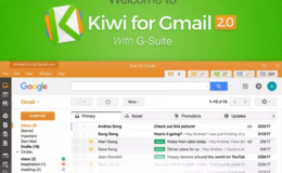 Kiwi for Gmail License Key Free for 1 Year – G Apps for Desktop